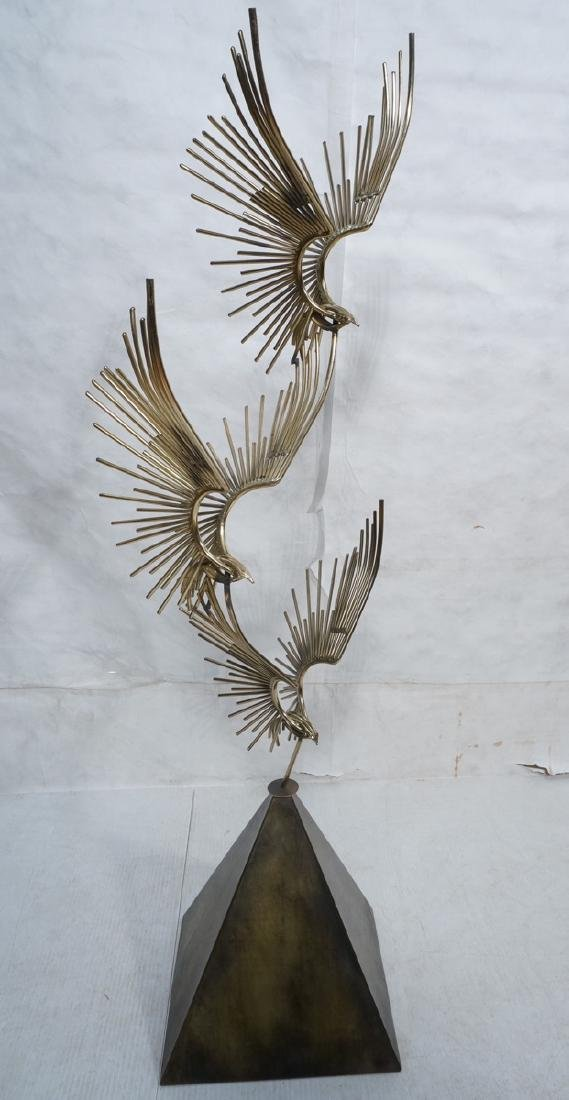 C JERE for ARTISAN HOUSE 3 Bird Large Floor Sculp