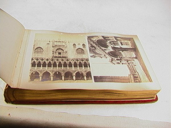 1015: Over 150 Vintage Large Format Photographs of Euro