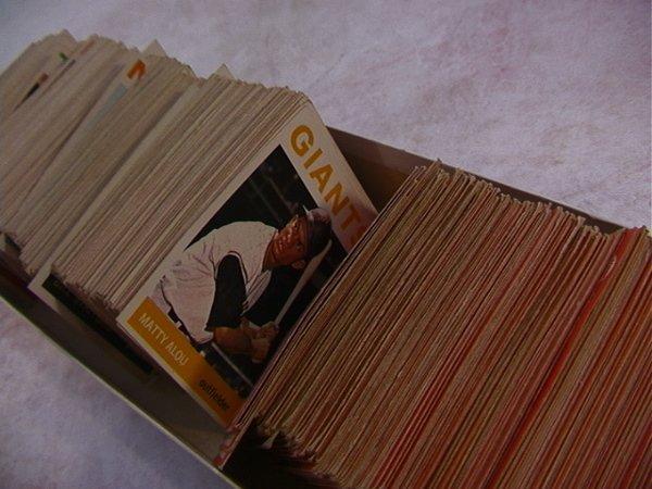 1077: Complete Set 1964 Topps Baseball Cards. 1-587 Inc - 4