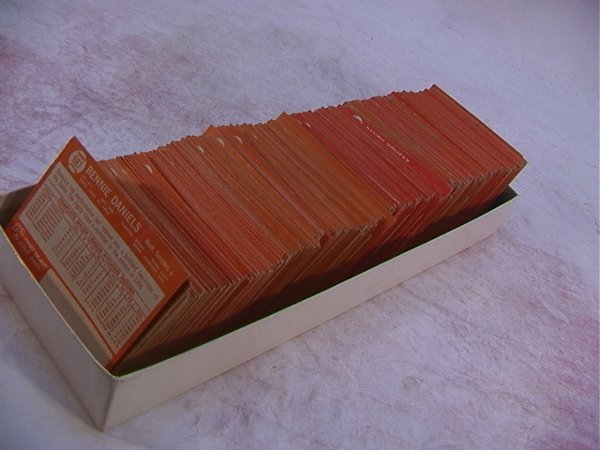 1077: Complete Set 1964 Topps Baseball Cards. 1-587 Inc - 7