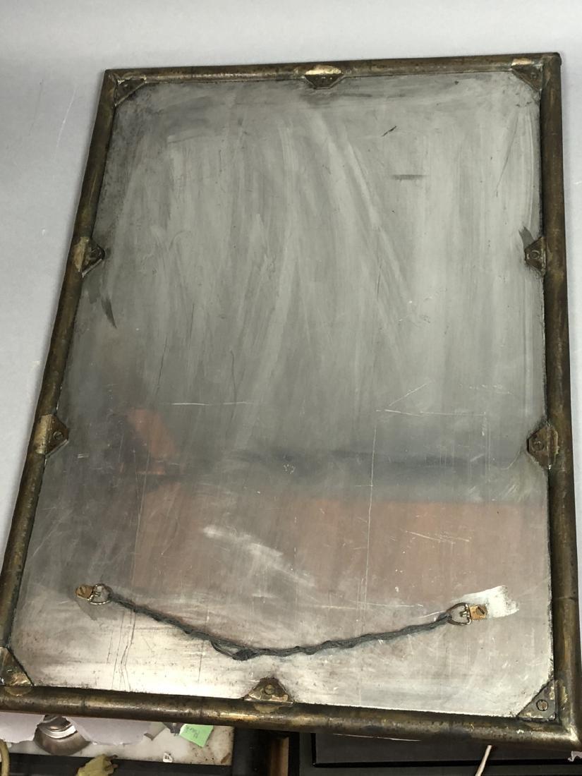 PHILIP KELVIN LaVERNE Embossed Bronze Plaque. Fau - 7