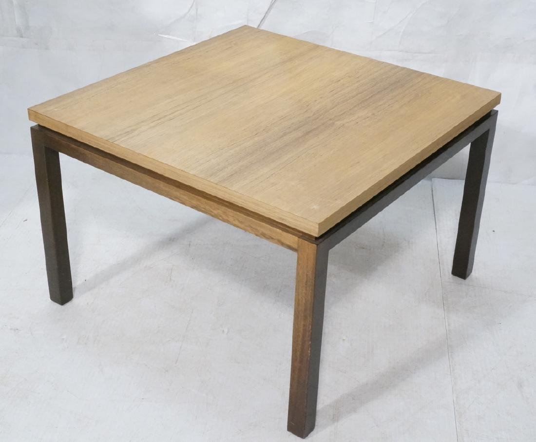 Modern DUNBAR Square Coffee Occasional Table. Squ