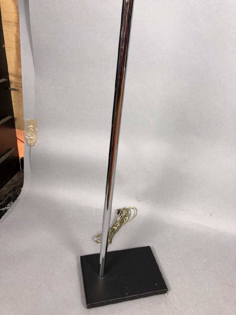 KOCH-LOWY Black & Chrome Modern Floor Lamp OMI Mo - 5