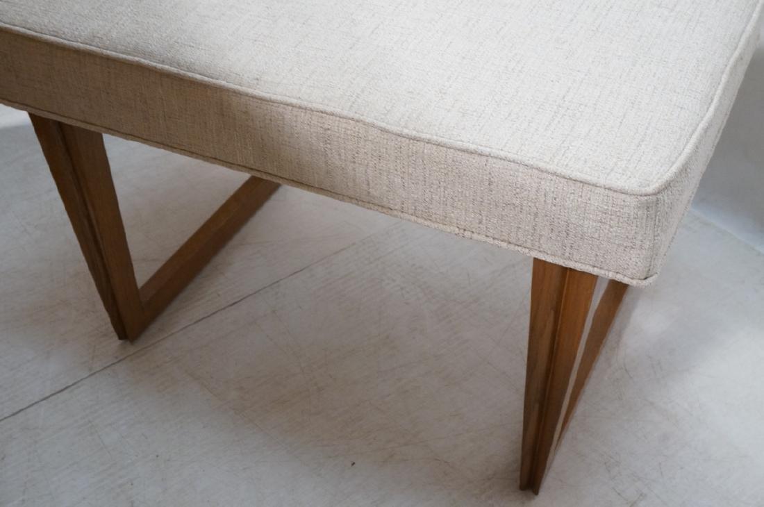 Pr Paul Laszlo Style Style Oak Leg Benches Foot S - 4
