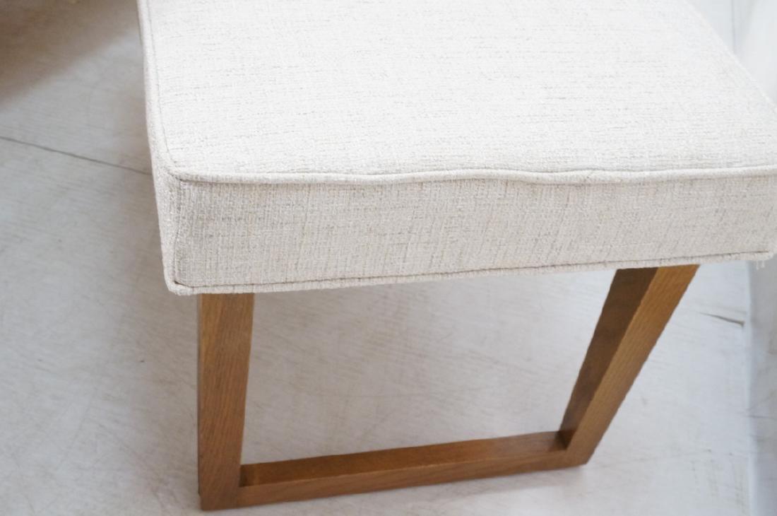 Pr Paul Laszlo Style Style Oak Leg Benches Foot S - 5