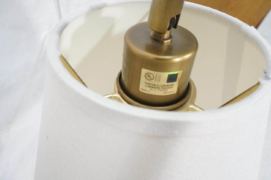 Modern Black Enamel Thin Tube Floor Lamp. Hartman - 6