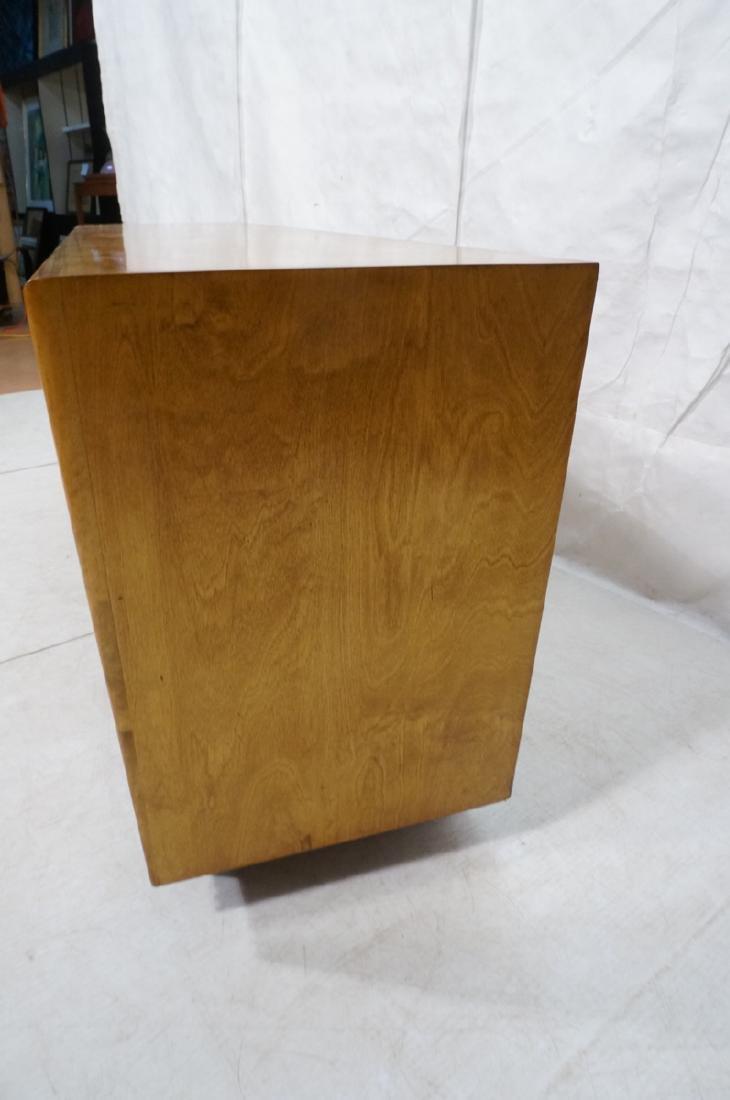 Blond Maple Stylish Modern Credenza Sideboard Dre - 7