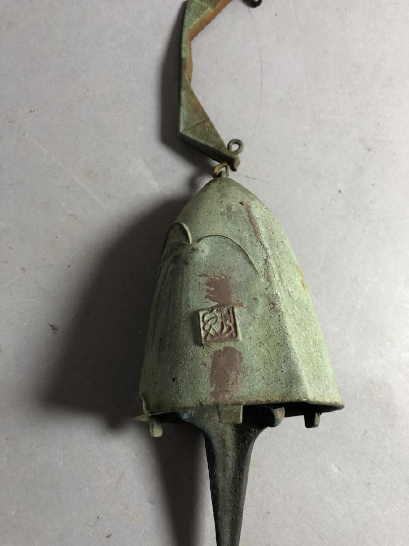 PAOLO SOLERI for ARCO SANTI Bronze Wind Chime. La - 3