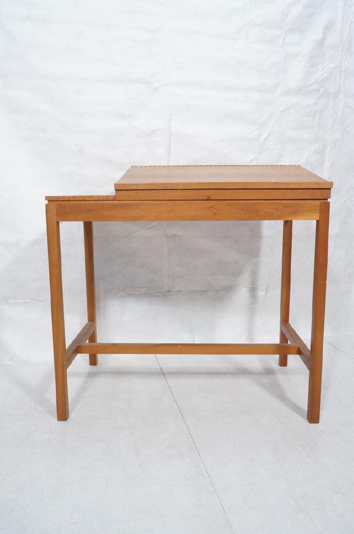 THOMAS MOSER Cherry Craftsman Standing Desk Table - 2