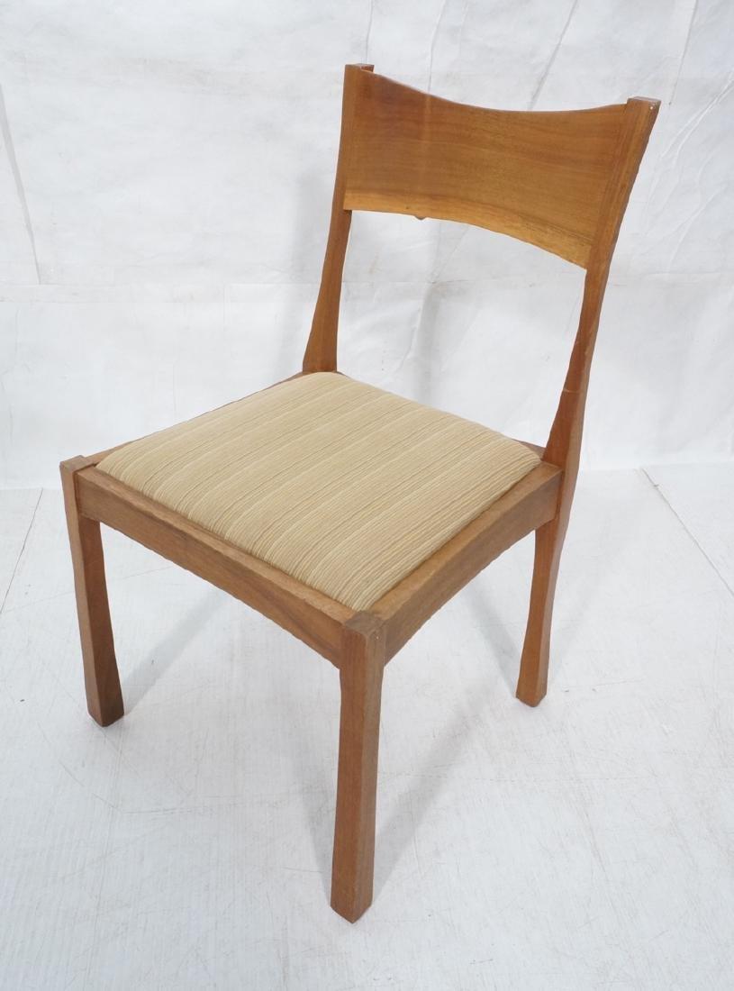American Woodworker Studio Walnut Side Chair. Cra