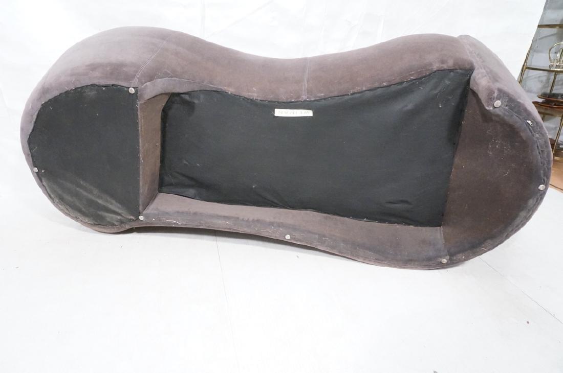 VLADIMIR KAGAN Cloud Modern Sofa Couch. Smoky gra - 9