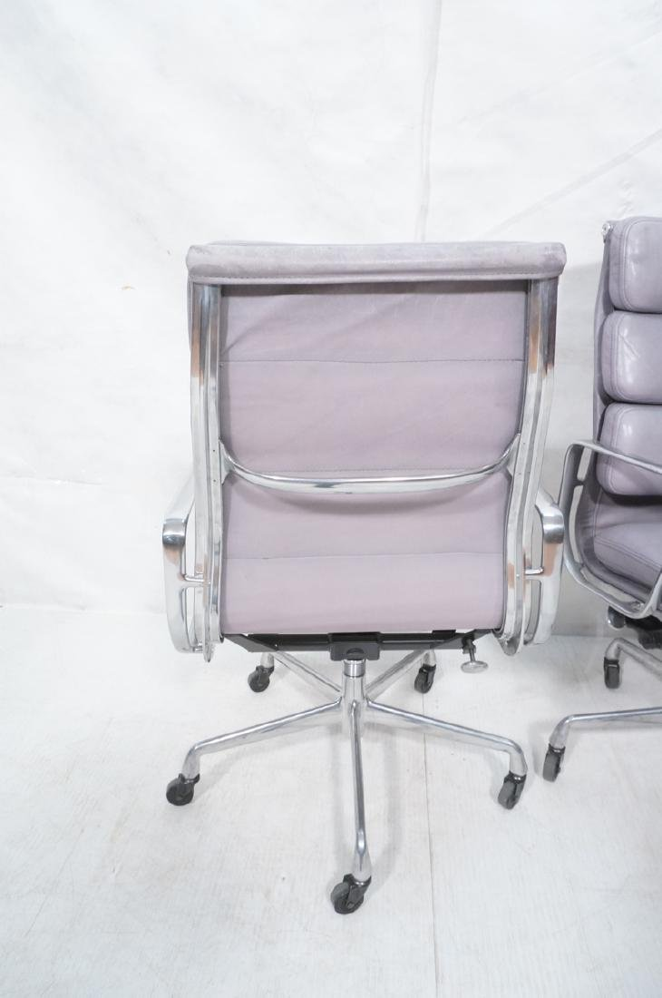 Pr CHARLES EAMES Aluminum Group Office Chairs. Me - 4