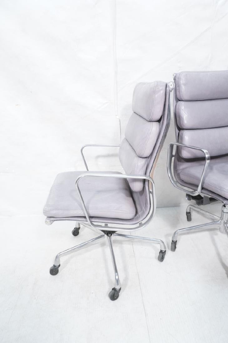 Pr CHARLES EAMES Aluminum Group Office Chairs. Me - 5