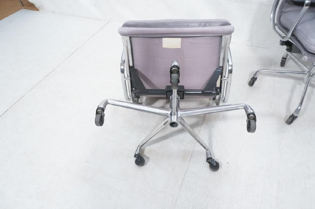 Pr CHARLES EAMES Aluminum Group Office Chairs. Me - 8