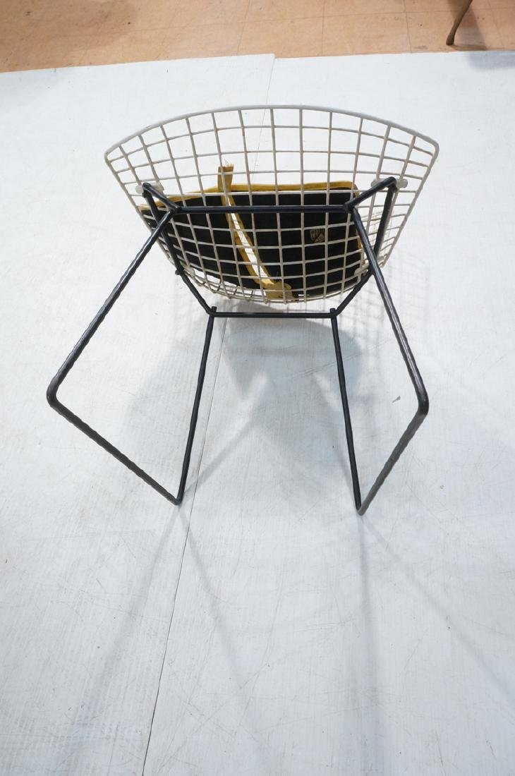 KNOLL by HARRY BERTOIA Grid Shell Chairs. White g - 6