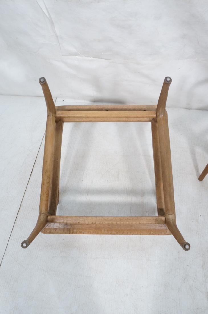 Pr Modernist Lounge Chair frames. Open arms.  Ita - 7