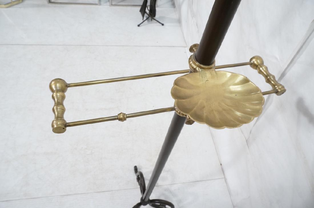 Modernist Italian Style Brass & Metal Valet. Deco - 8