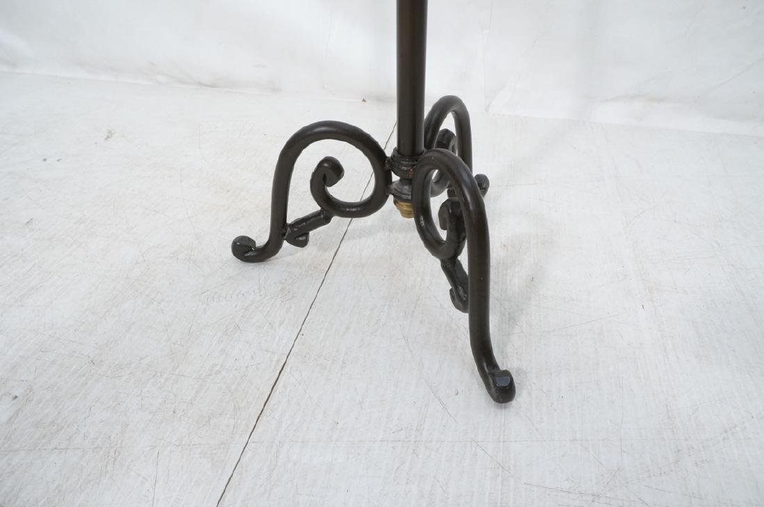 Modernist Italian Style Brass & Metal Valet. Deco - 9