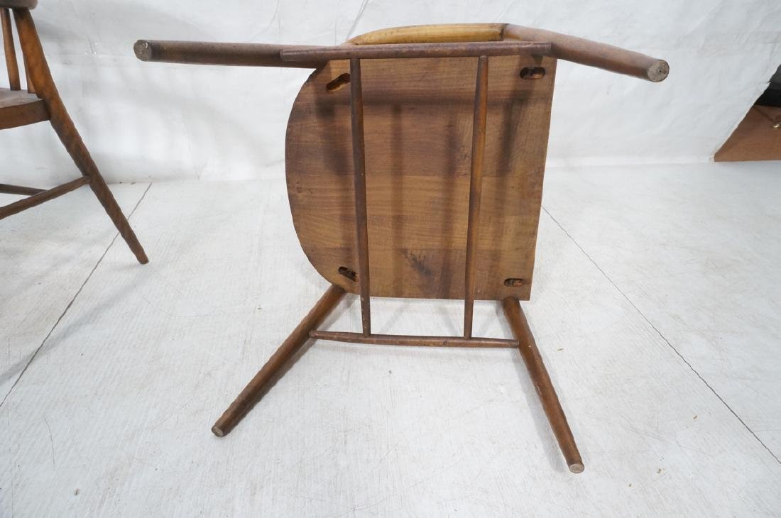 Pr PAUL MCCOBB Maple Captains Chairs. American Mo - 8