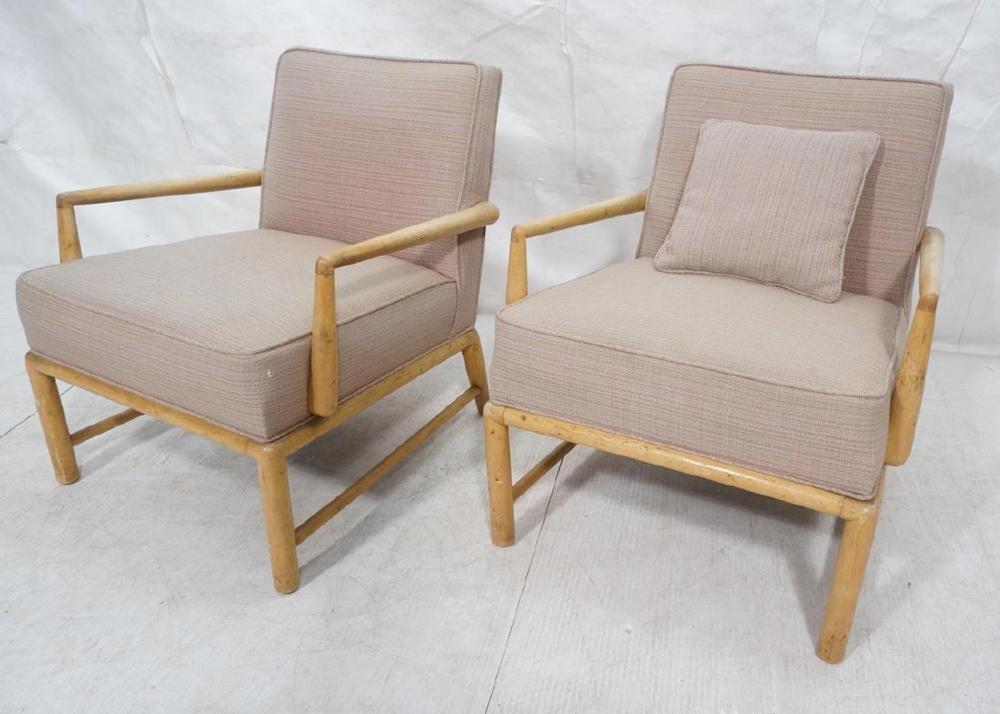 Pr ROBSJOHN GIBBINGS Style Lounge Chairs American