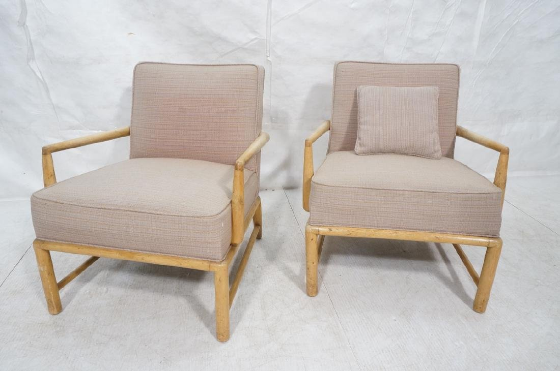 Pr ROBSJOHN GIBBINGS Style Lounge Chairs American - 2