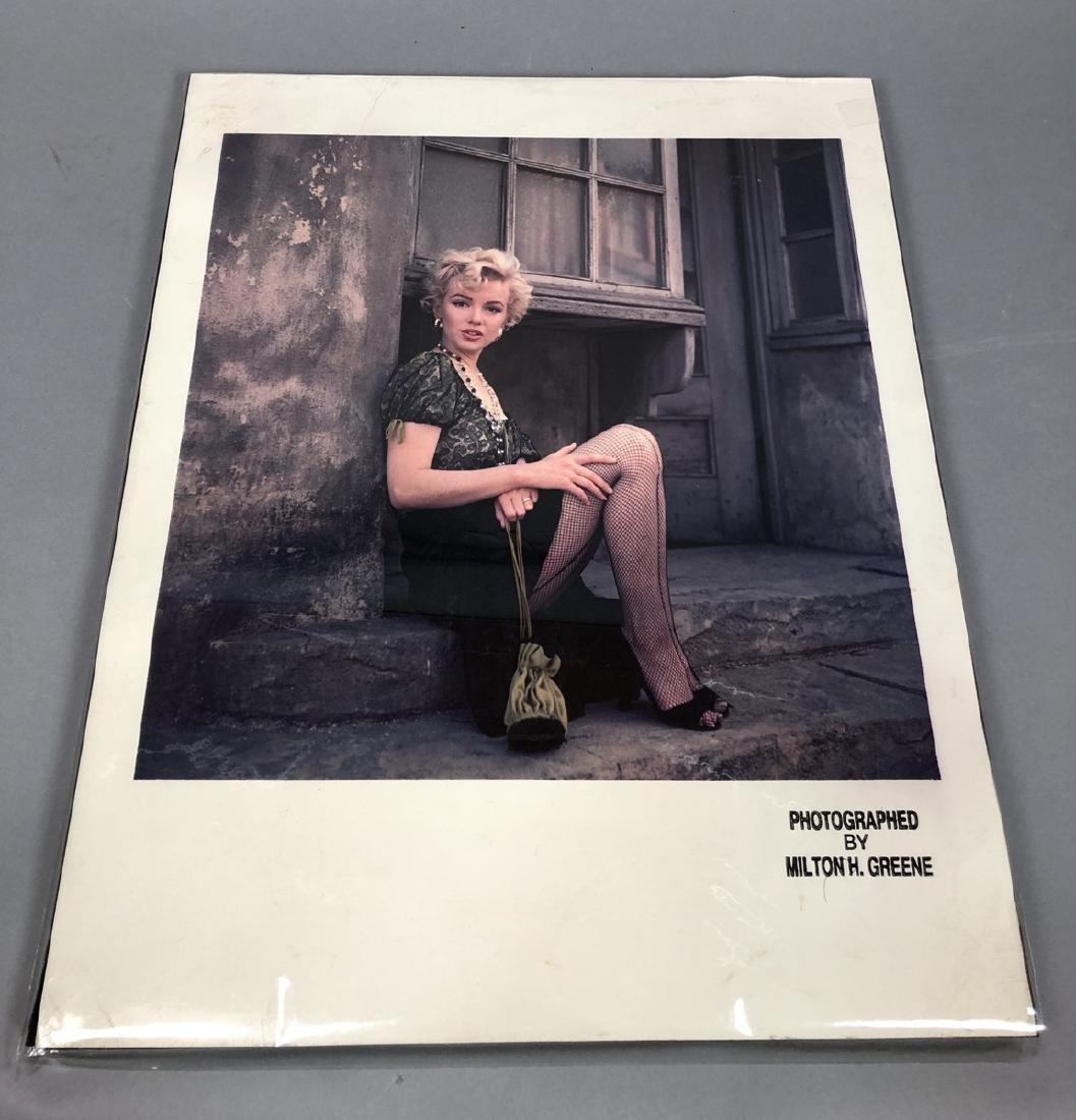 Marilyn Monroe Original Lab Display Print.  Dye T
