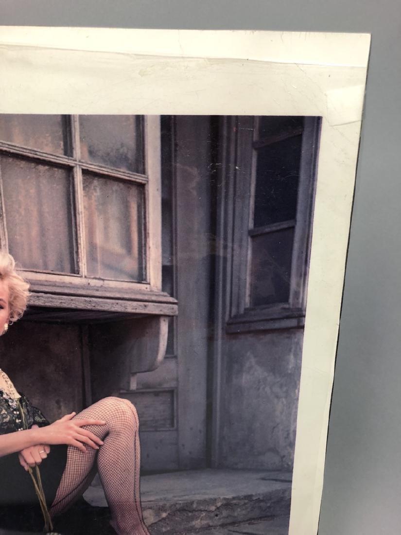 Marilyn Monroe Original Lab Display Print.  Dye T - 4