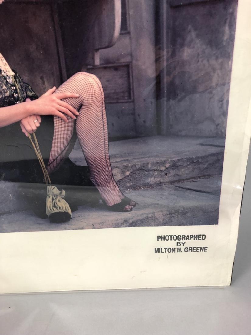 Marilyn Monroe Original Lab Display Print.  Dye T - 5