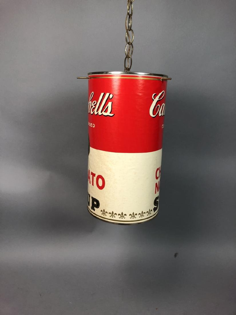 Campbell's Soup Hanging Pendent light. Chicken No - 4