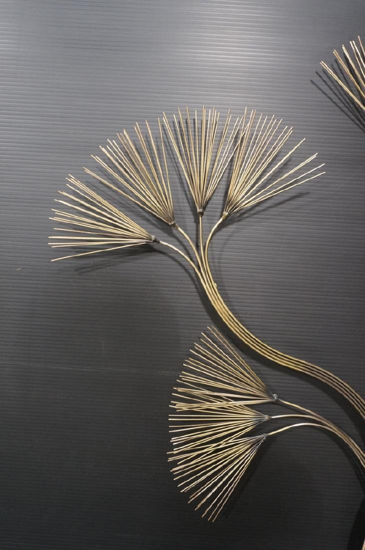 C. JERE Tree Branch Brass Wall Sculpture. Stylize - 2