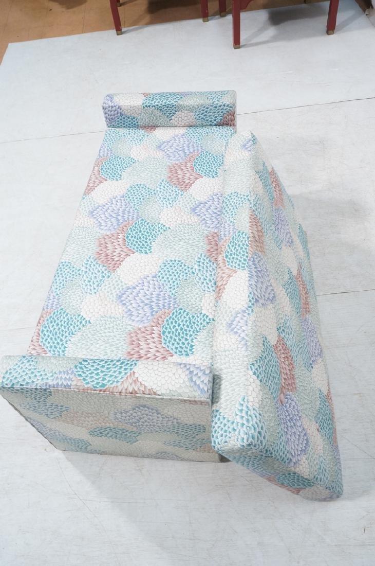 Modernist Upholstered Bench Seat. Fully upholster - 7