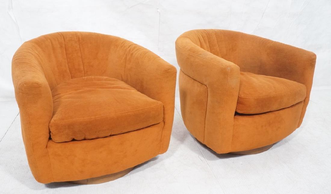 Pr THAYER COGGIN MILO BAUGHMAN Lounge Chairs. Bar