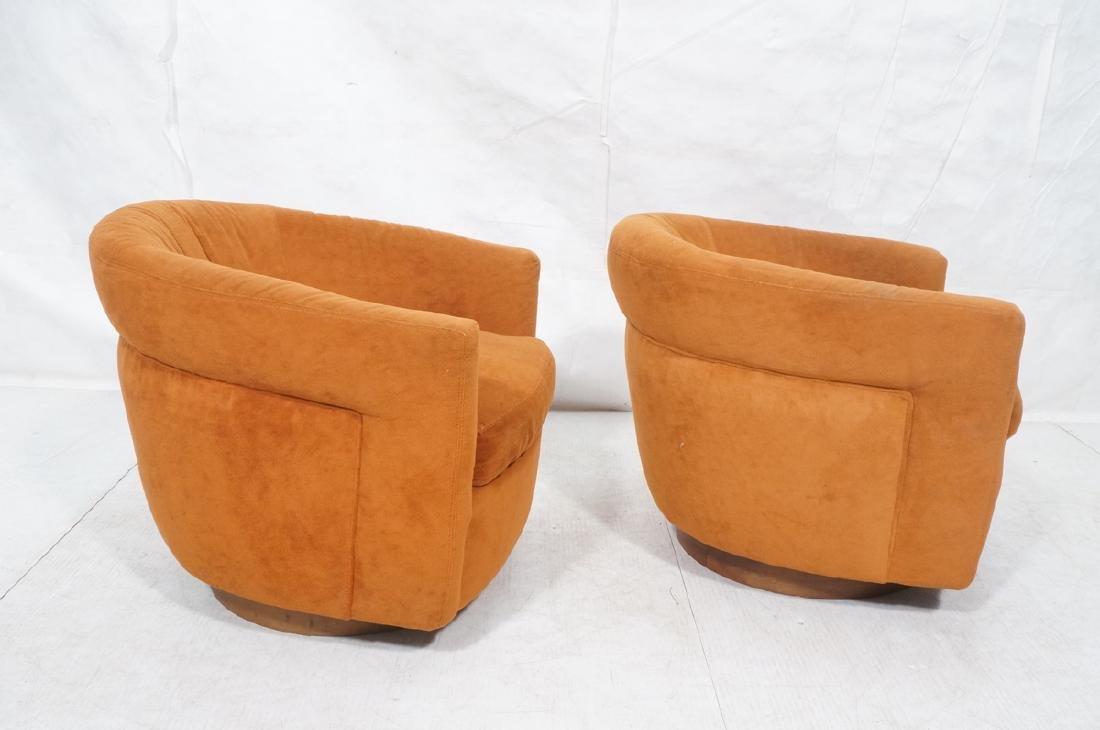 Pr THAYER COGGIN MILO BAUGHMAN Lounge Chairs. Bar - 3
