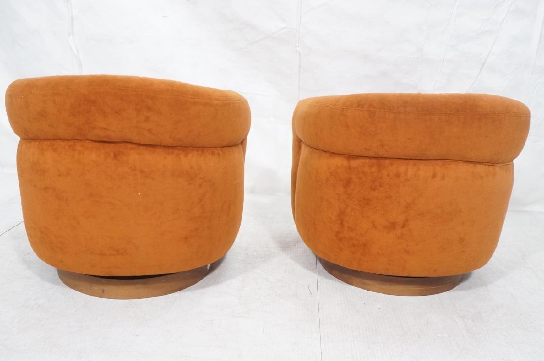 Pr THAYER COGGIN MILO BAUGHMAN Lounge Chairs. Bar - 4