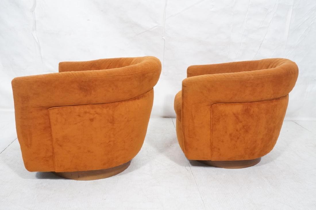 Pr THAYER COGGIN MILO BAUGHMAN Lounge Chairs. Bar - 5