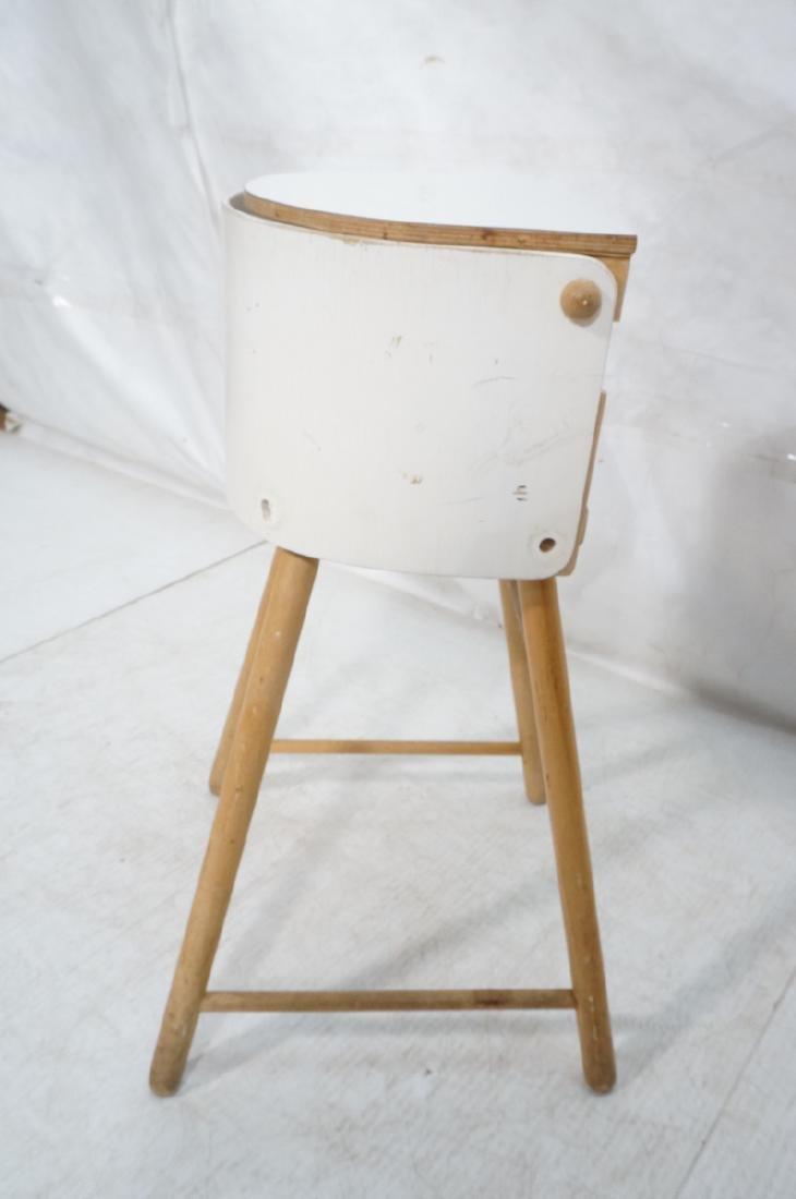 ARTEK Ben af  SCHULTEN Modernist Child High Chair - 3