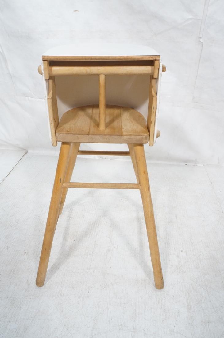 ARTEK Ben af  SCHULTEN Modernist Child High Chair - 4