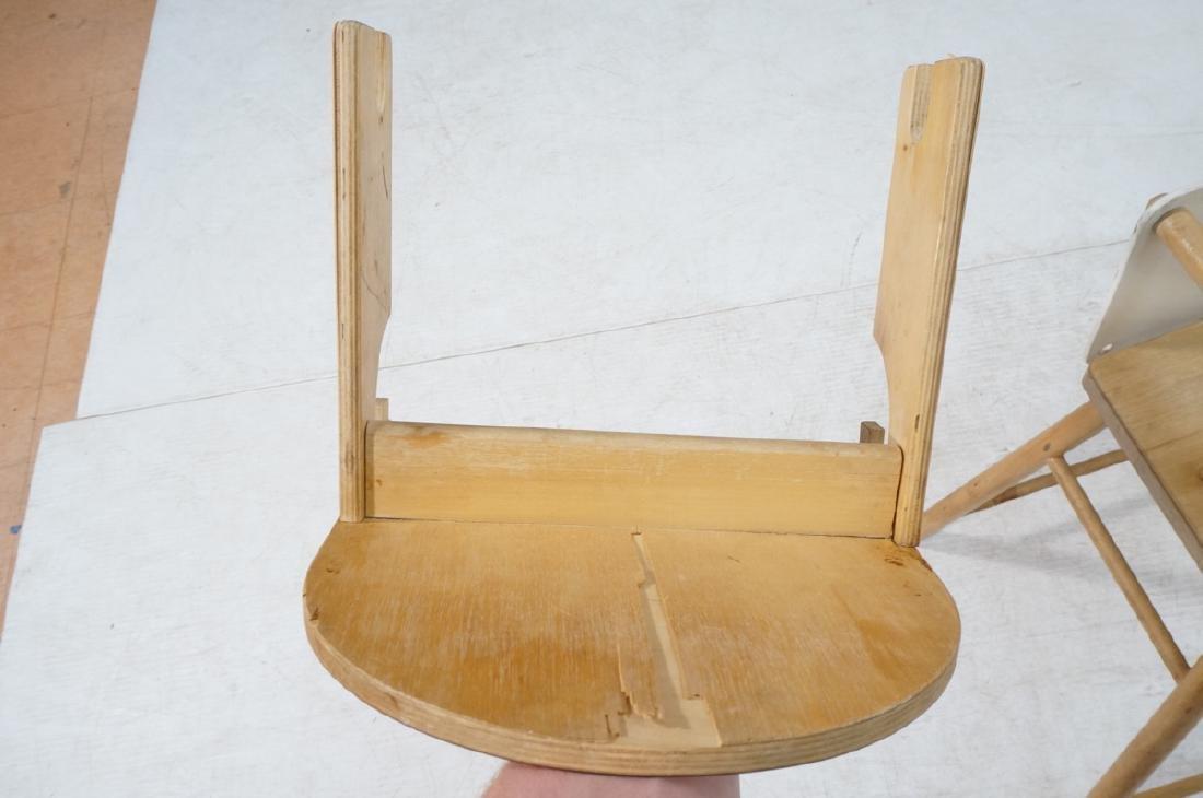 ARTEK Ben af  SCHULTEN Modernist Child High Chair - 7
