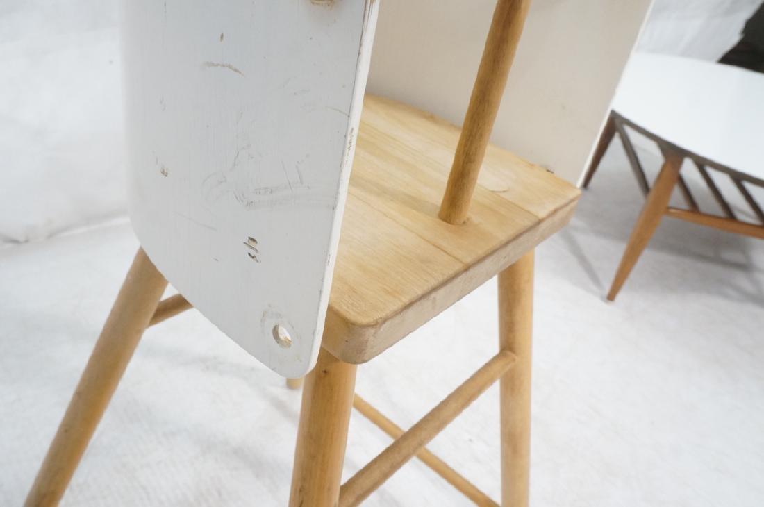 ARTEK Ben af  SCHULTEN Modernist Child High Chair - 8