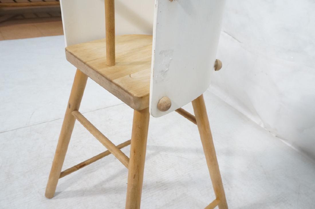 ARTEK Ben af  SCHULTEN Modernist Child High Chair - 9