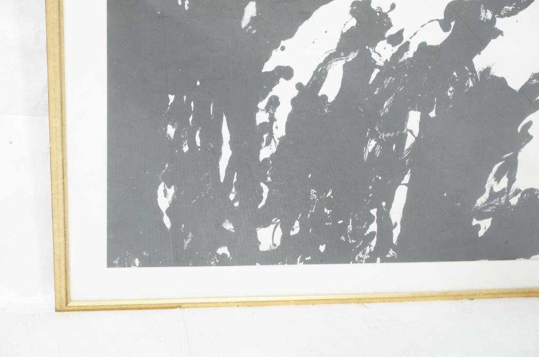 TARO YAMAMOTO Abstract Expressionist Painting. Si - 4