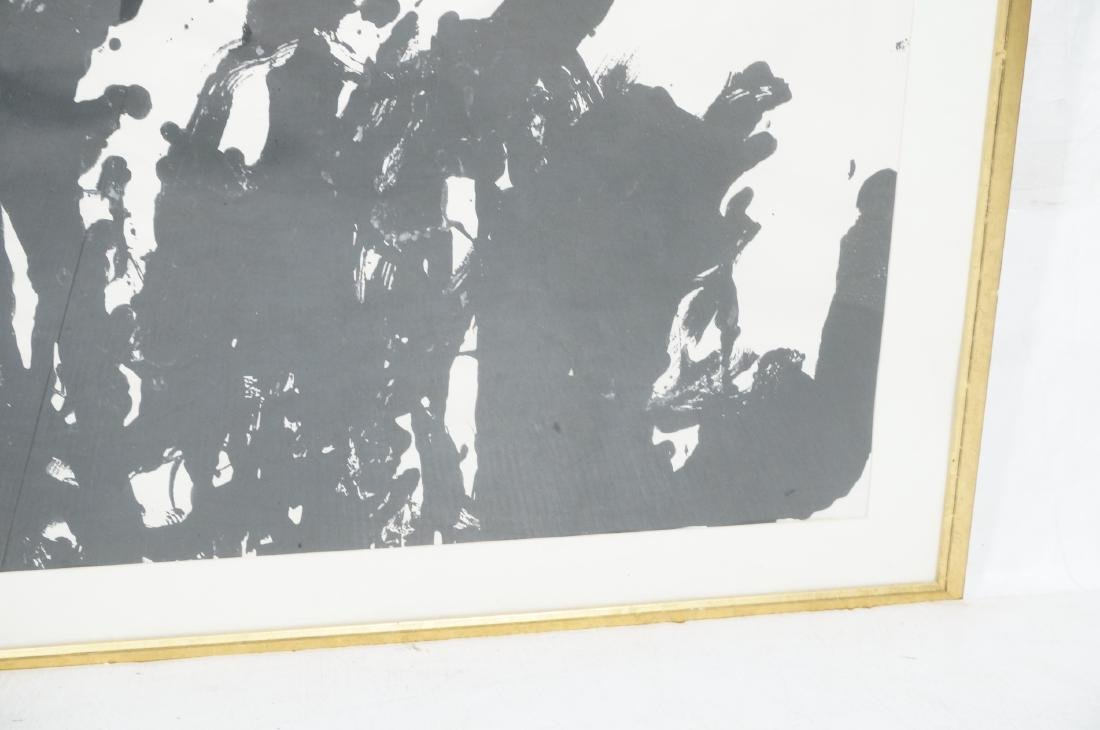 TARO YAMAMOTO Abstract Expressionist Painting. Si - 5