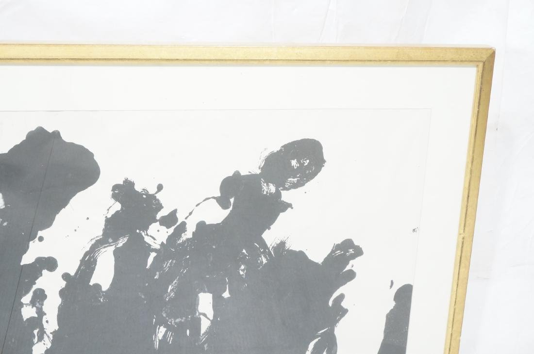 TARO YAMAMOTO Abstract Expressionist Painting. Si - 6