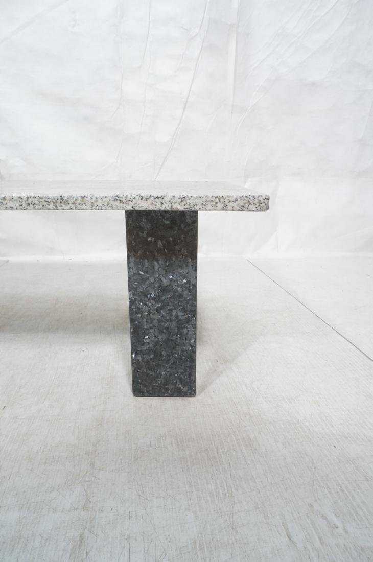 Modernist Italian Style Granite Cocktail Coffee T - 9