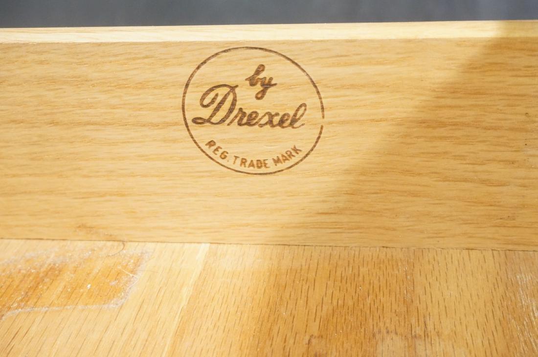 4pc DREXEL American Modern Bedroom Set. Modernist - 13