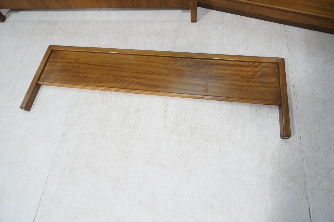 4pc DREXEL American Modern Bedroom Set. Modernist - 3