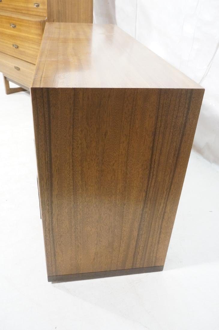 4pc DREXEL American Modern Bedroom Set. Modernist - 6