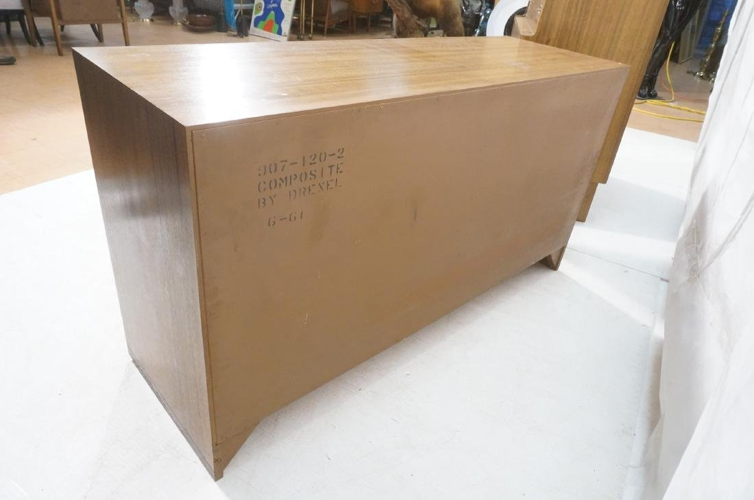4pc DREXEL American Modern Bedroom Set. Modernist - 8