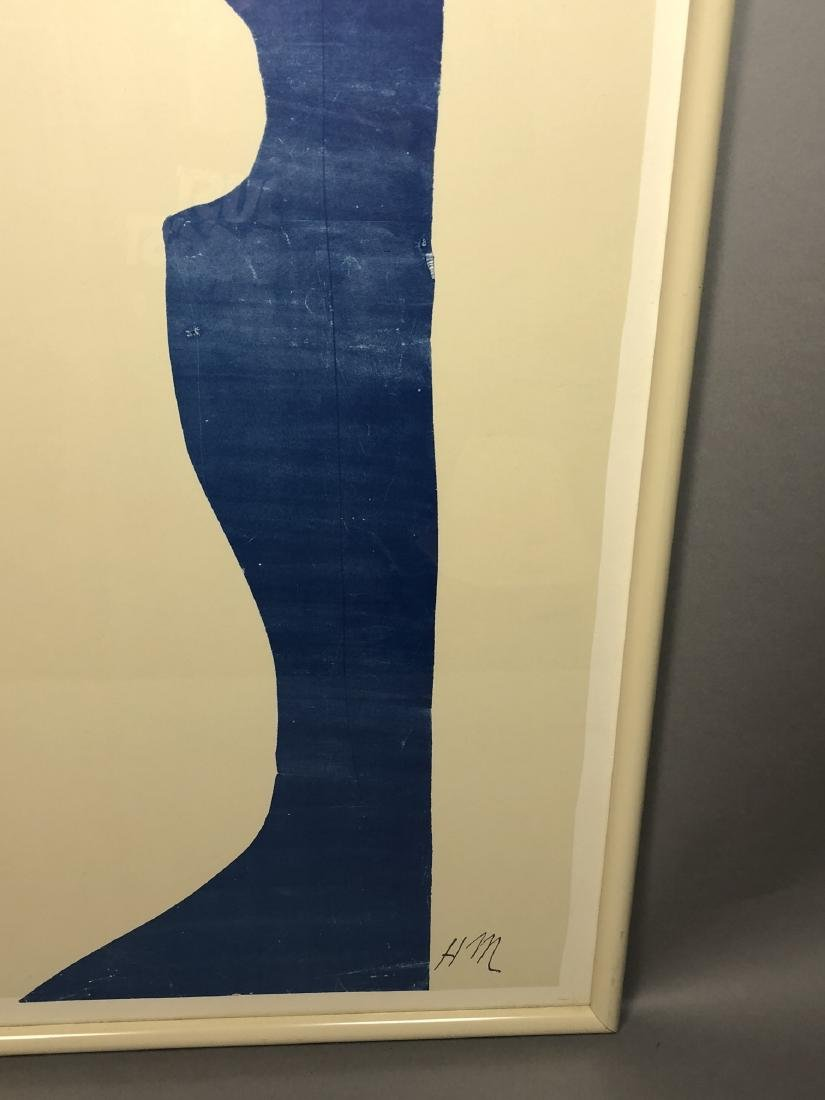 HENRI MATISSE Poster Print. Abstract modernist fe - 4