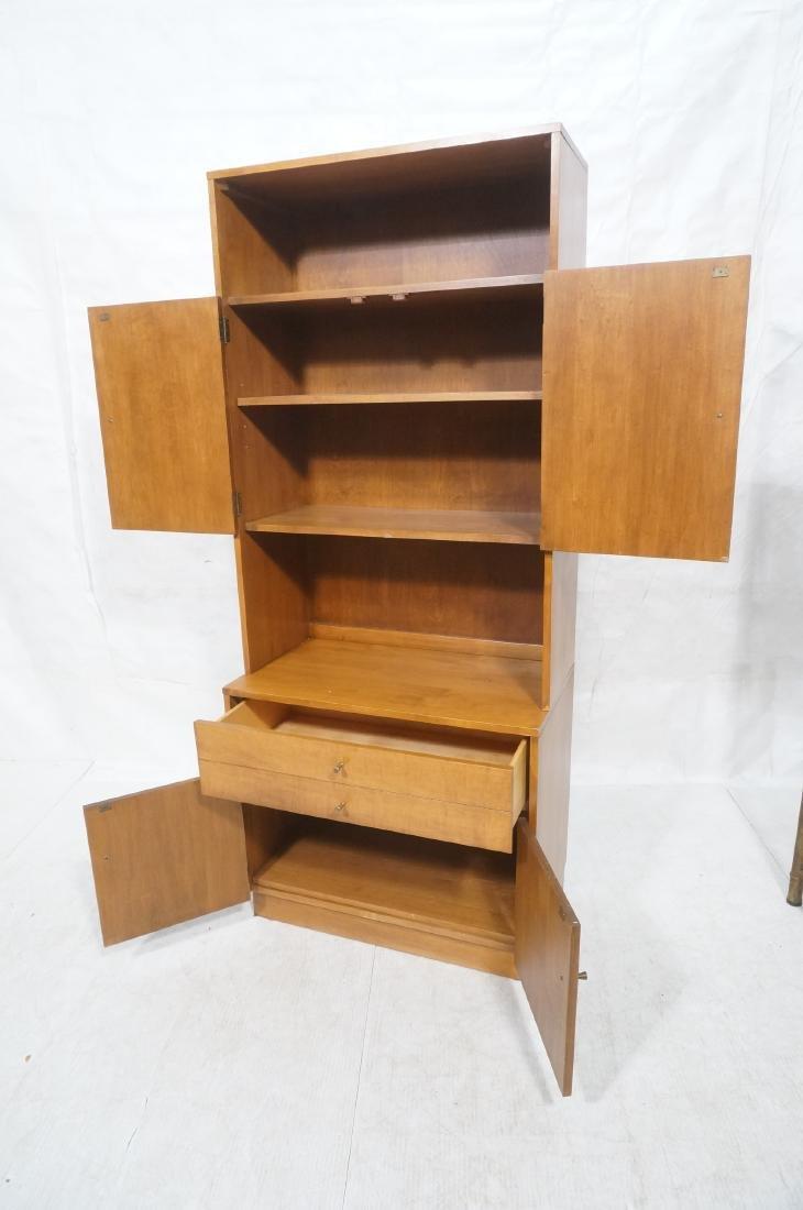 2 part PAUL MCCOBB  Hutch Cabinet. Lower storage - 6